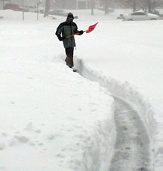 Nothing Like Bit Of Snow To Really Put >> Protect Your Heart When Shoveling Snow Harvard Health Blog