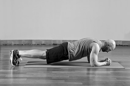 Strengthening Your Core Right And Wrong Ways To Do Lunges Squats