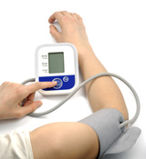different blood pressure readings