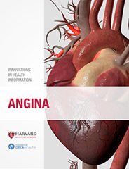 Cover of Harvard Health/Orca iBook on Angina