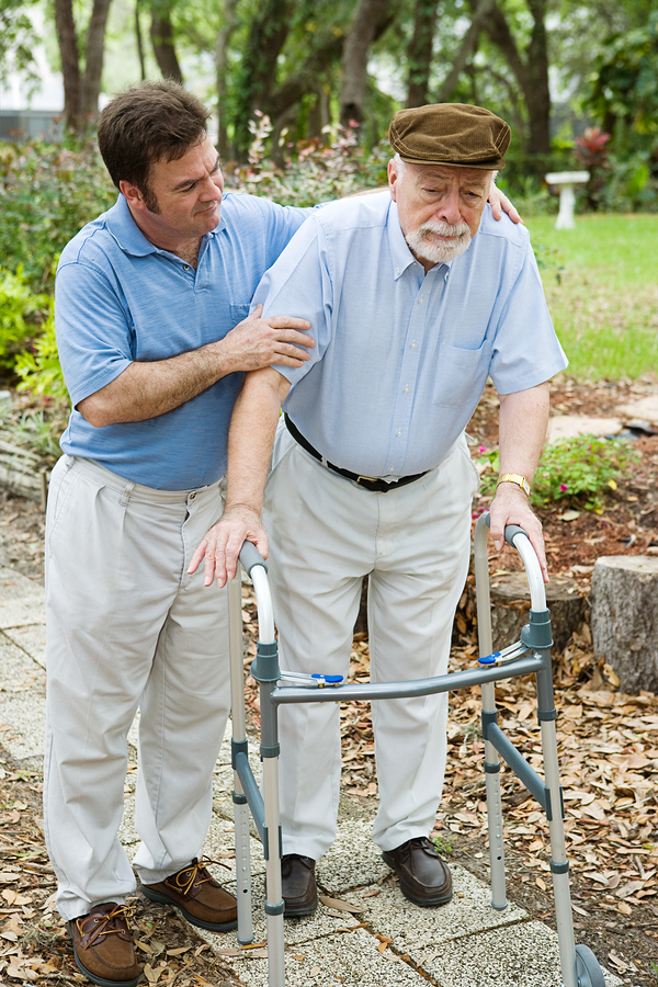 Two Thirds Of Seniors Need Help Doing One Or More Daily