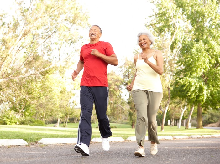 Sexual health benefits of running exercise