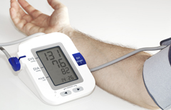 How can i lower my blood pressure at home