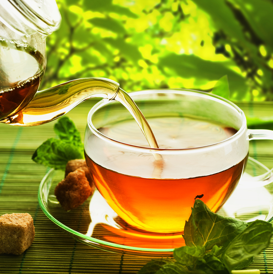 Tea: Drink To Your Health?