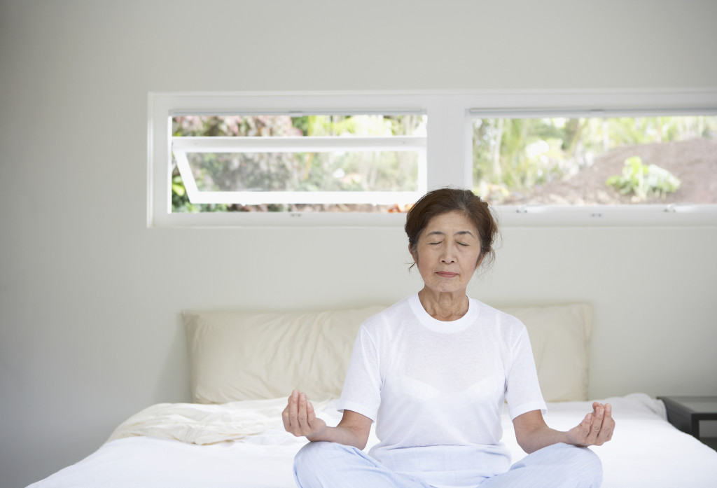 Mindfulness meditation helps fight insomnia, improves sleep