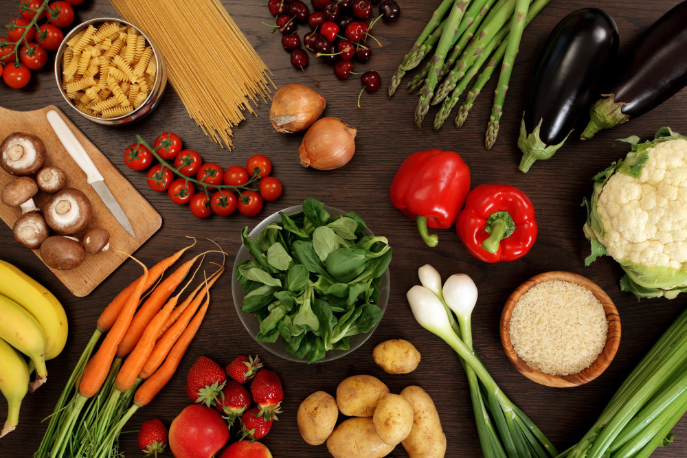 Vegetarian diet for cancer