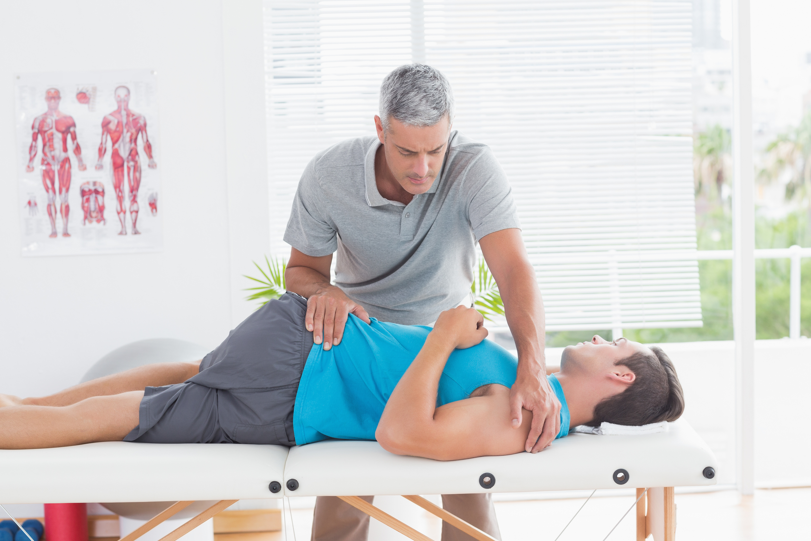 physical therapy as good as surgery and less risky for one type of