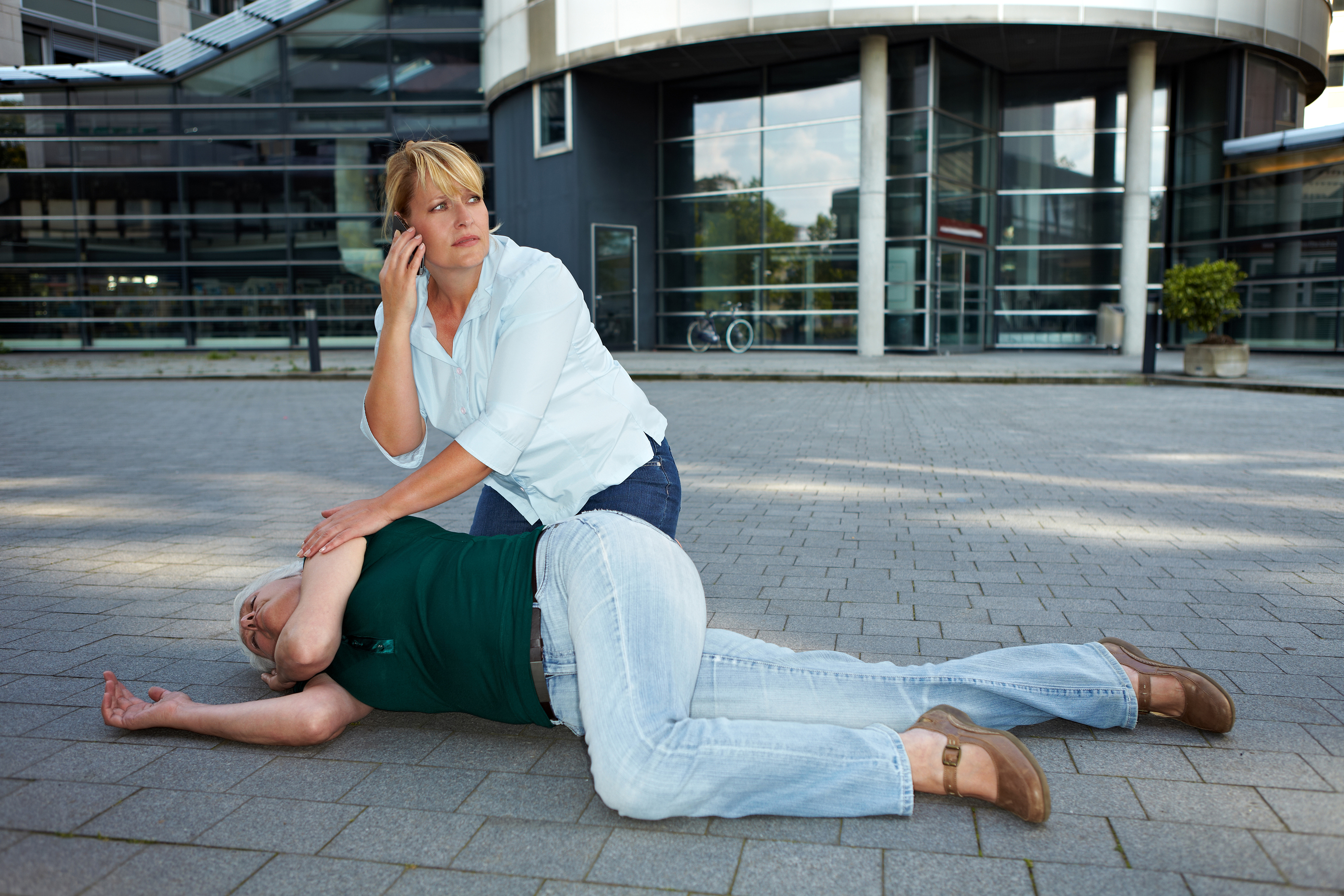 Hospitalization after fainting can do more harm than good - Harvard