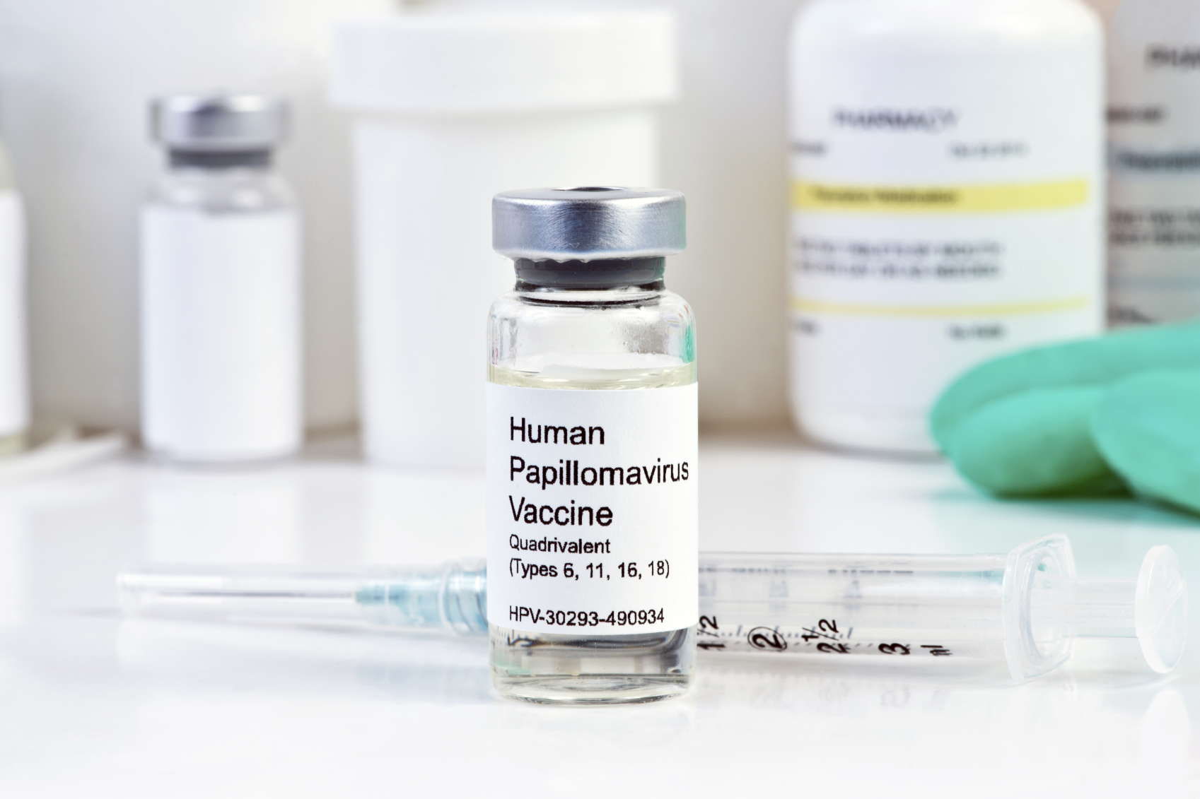 hpv vaccine side effects chest pain)