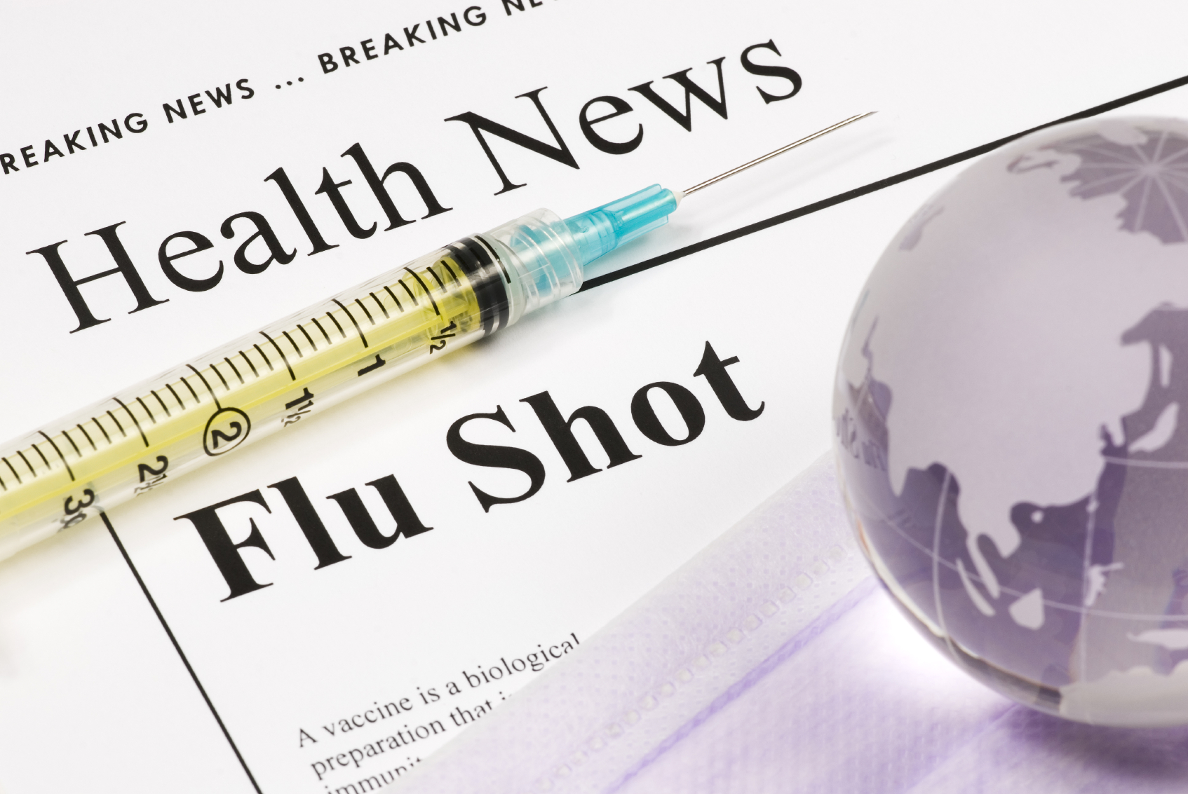 foto This Years Flu Vaccine Should Be Better Match: CDC