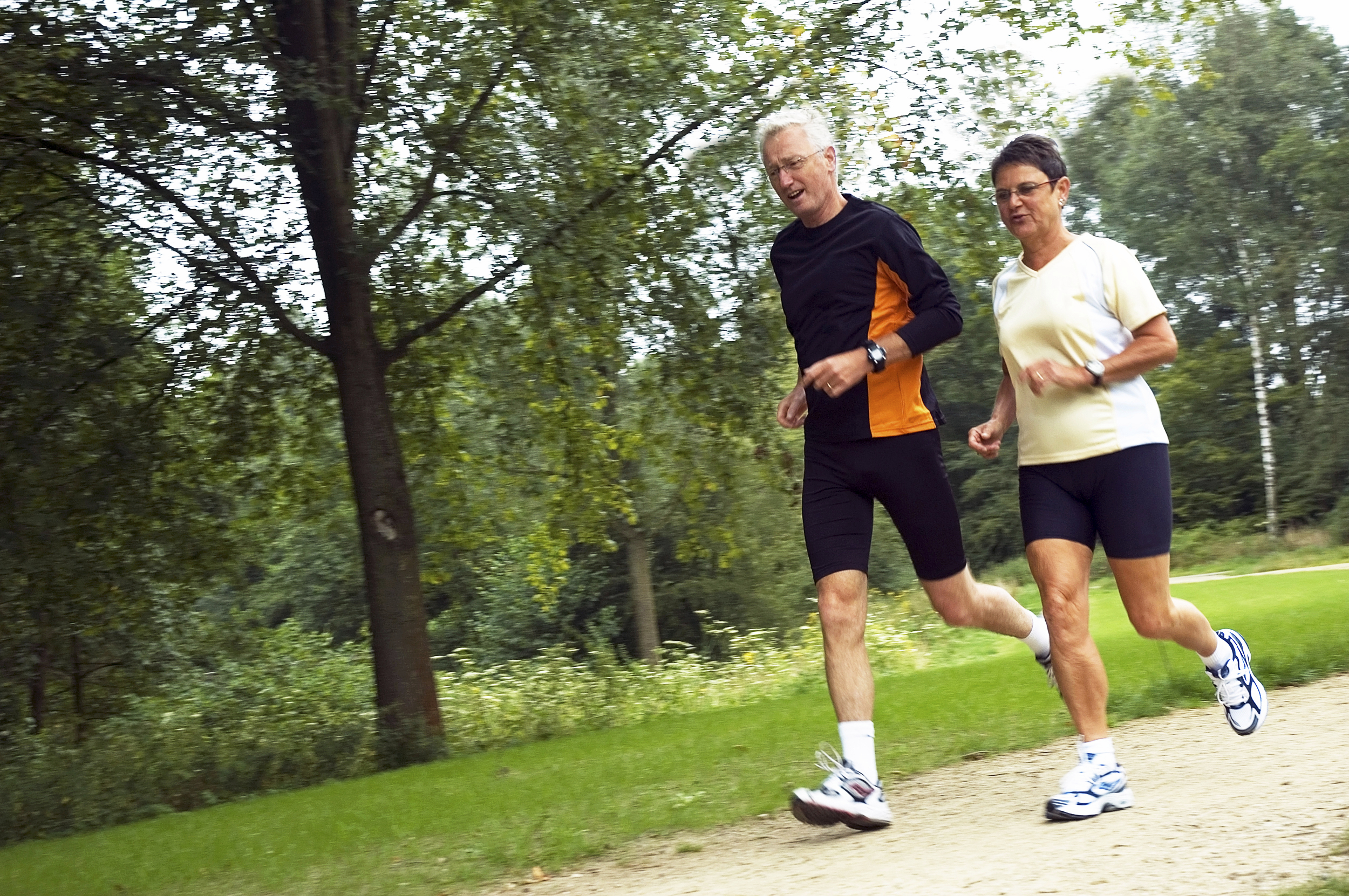 Exercise a Great Prescription to Help Older Hearts foto