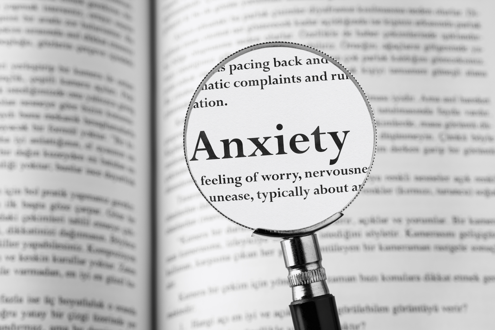 Managing worry in generalized anxiety disorder - Harvard