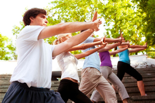 Tai chi may be as good as physical therapy for arthritis
