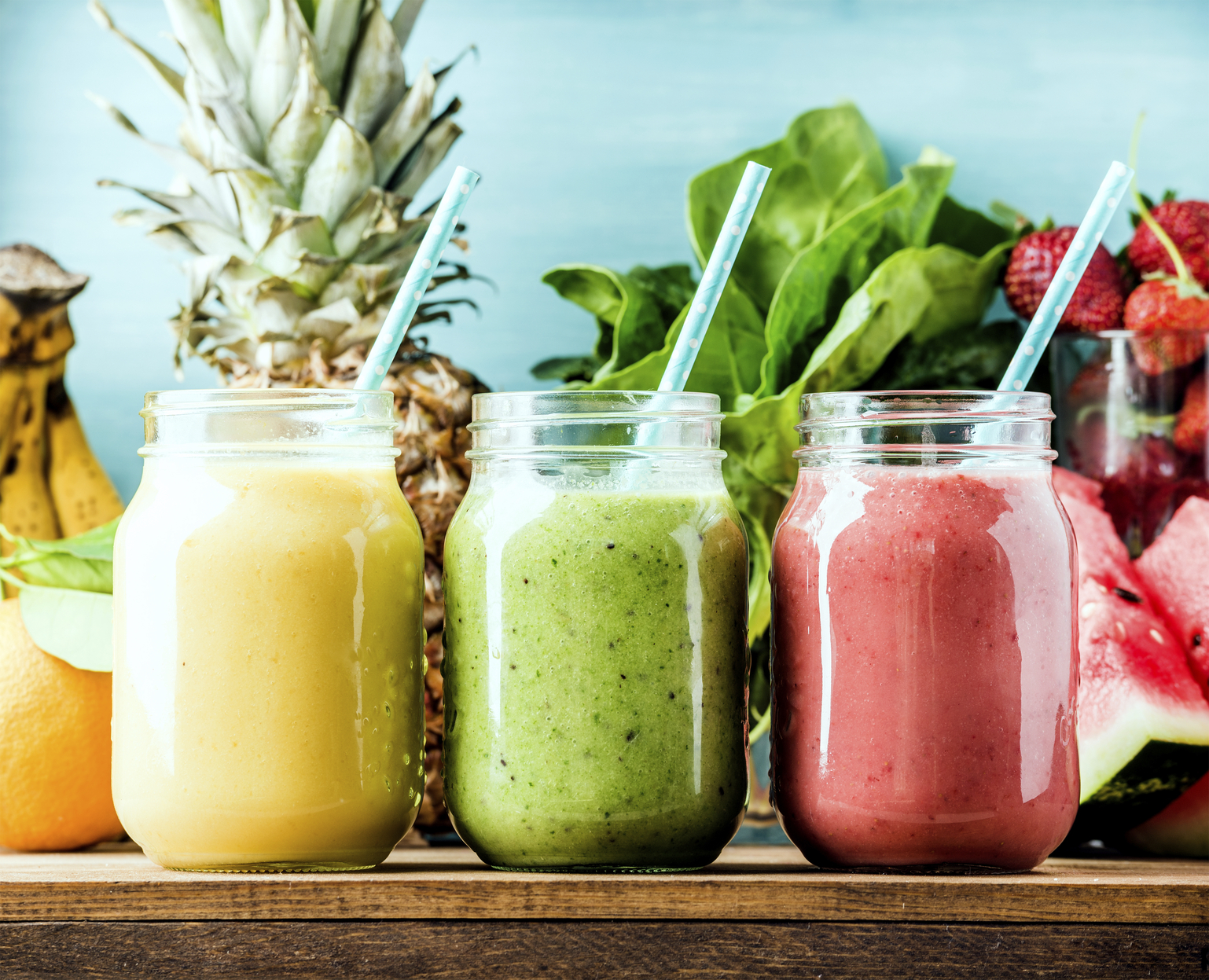 Are fresh juice drinks as healthy as they seem? - Harvard