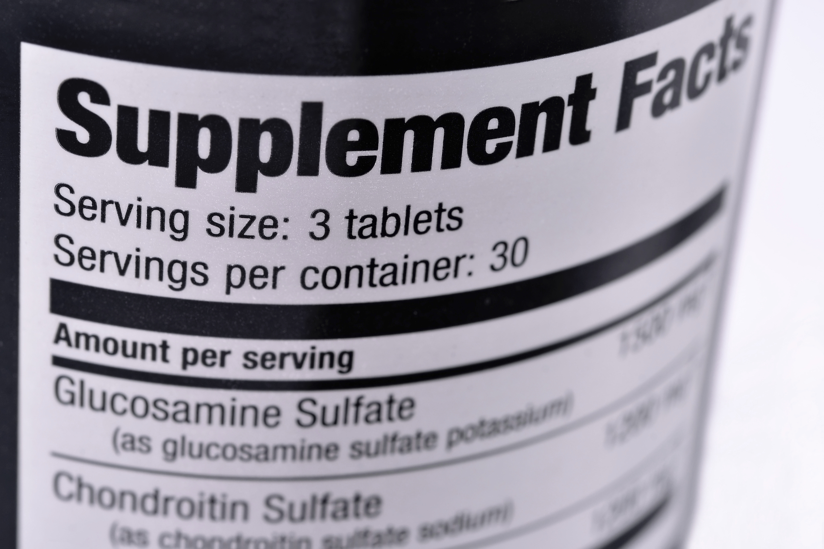 glucosamine  arthritis ass effort relief