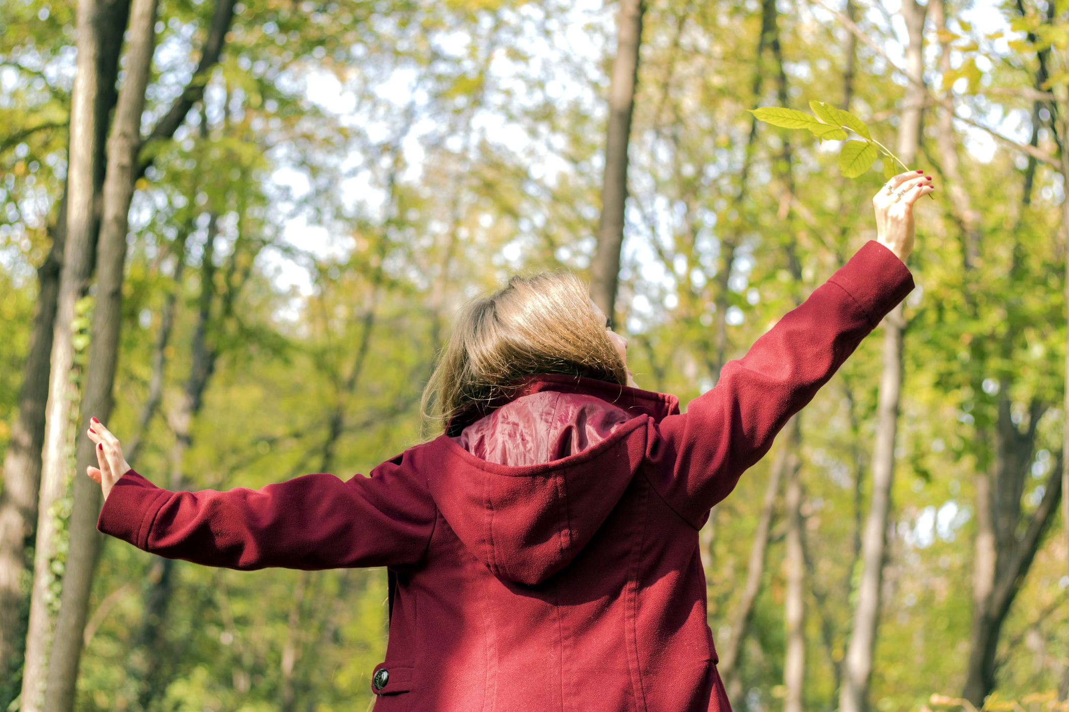Time Spent In Green Places Linked With Longer Life In Women