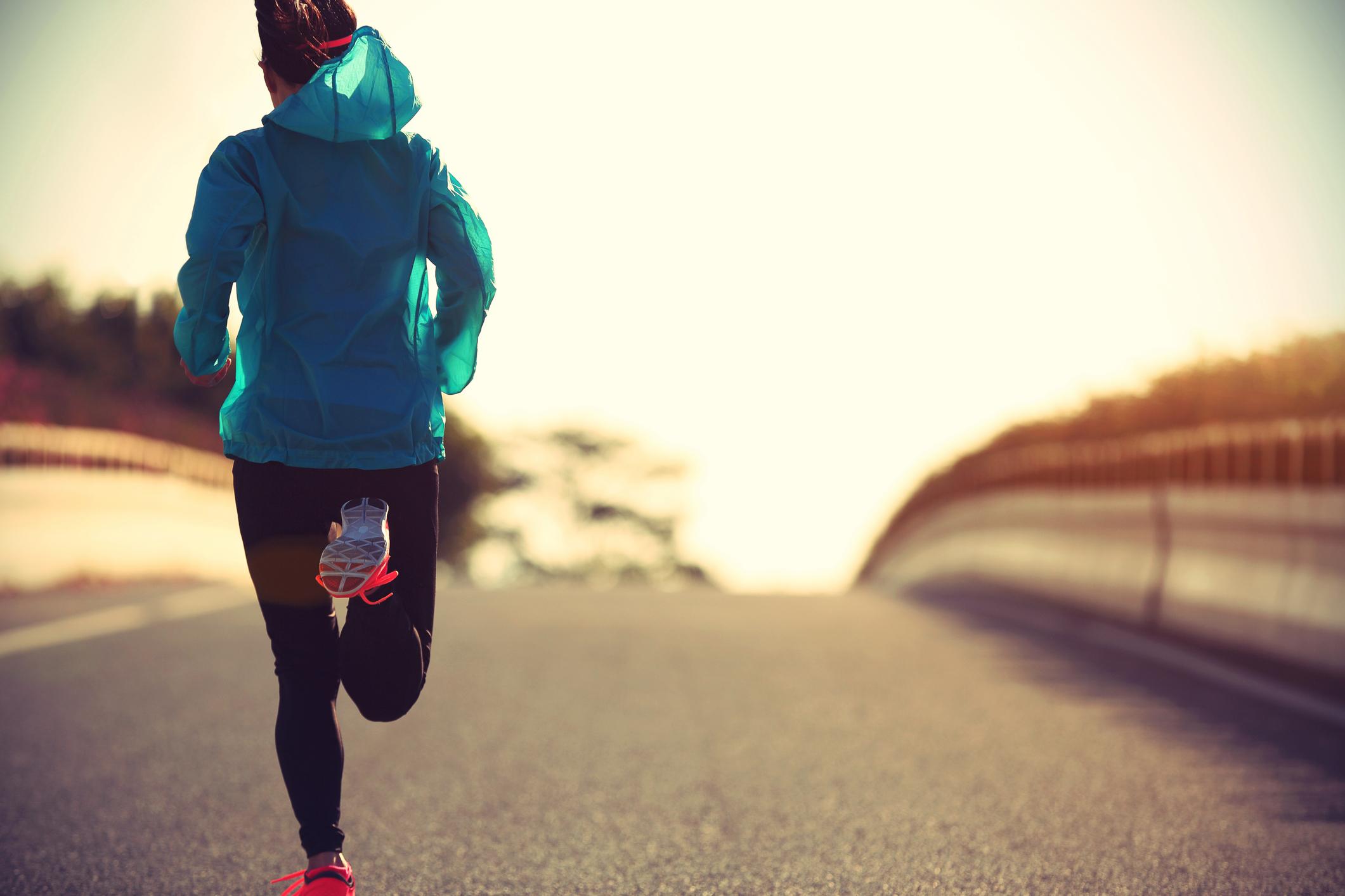 Do runners have sex longer