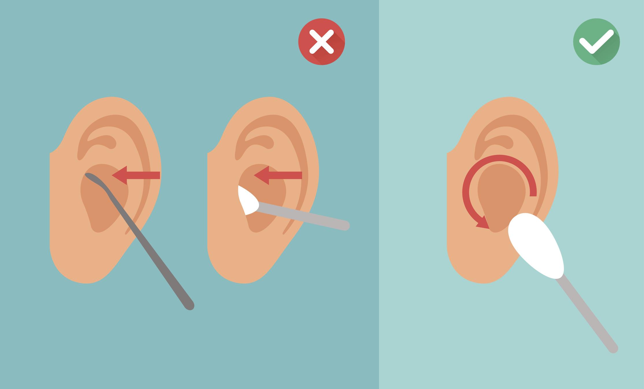 3 reasons to leave earwax alone - Harvard Health Blog