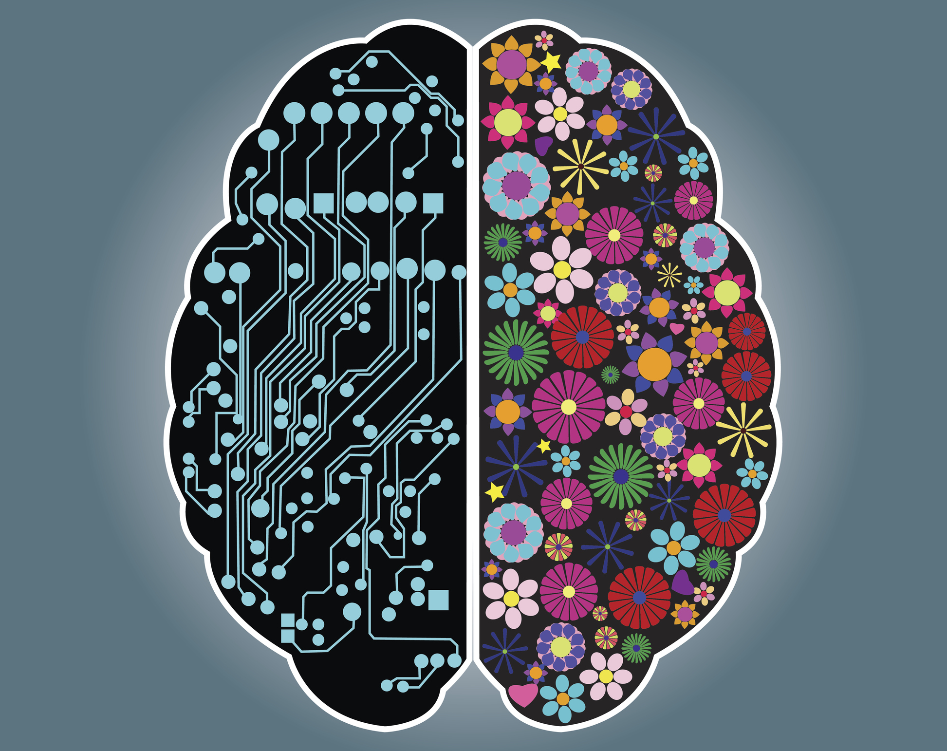 Right brain/left brain, right? - Harvard Health Blog - Harvard ...