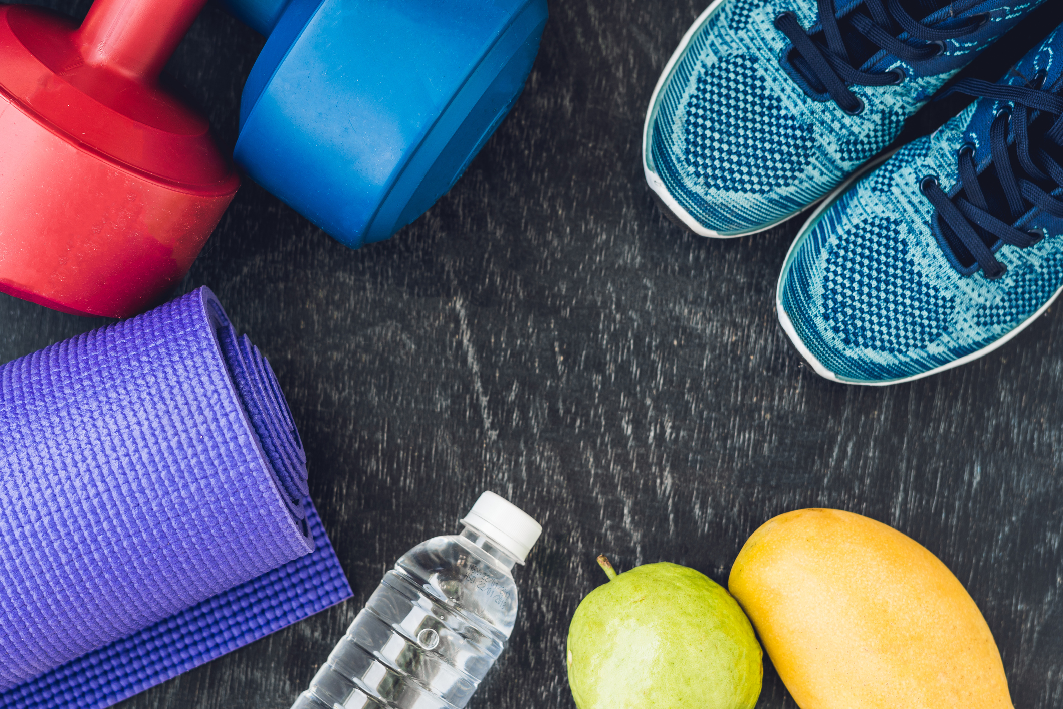 Diet and exercise mistakes