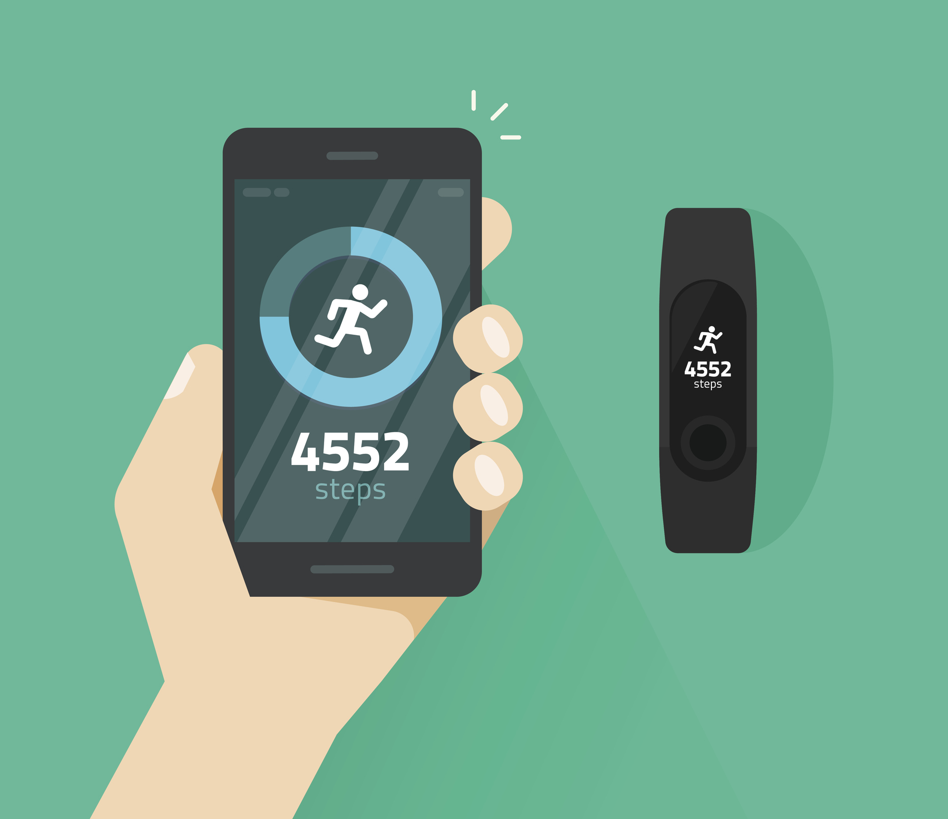 Activity trackers: Can they really help you get fit? - Harvard