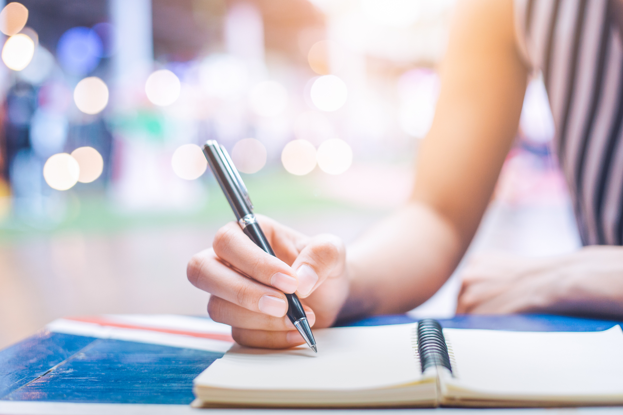 In the late 1980s, psychologist James Pennebaker developed a form of writing  therapy called expressive writing. When you engage in expressive writing,  ...