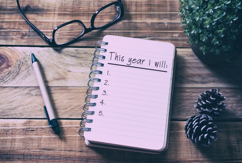 New years resolutions for having great sex