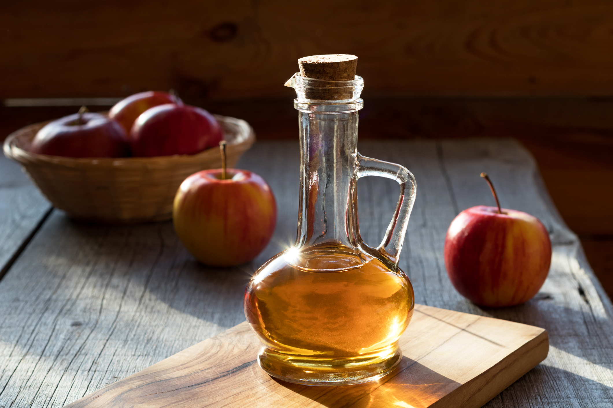 Apple cider vinegar… for heartburn? - Harvard Health Blog - Harvard