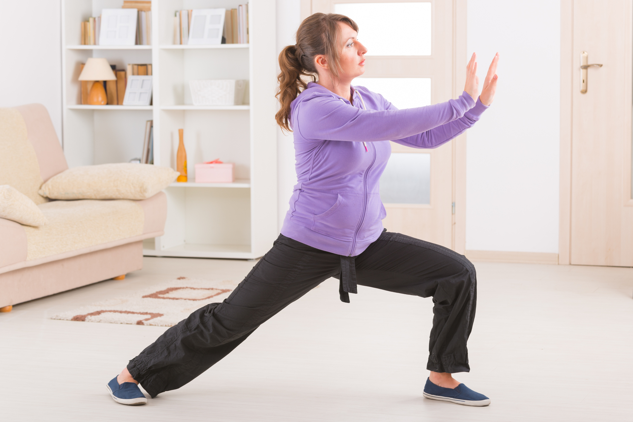 Tai chi for fibromyalgia