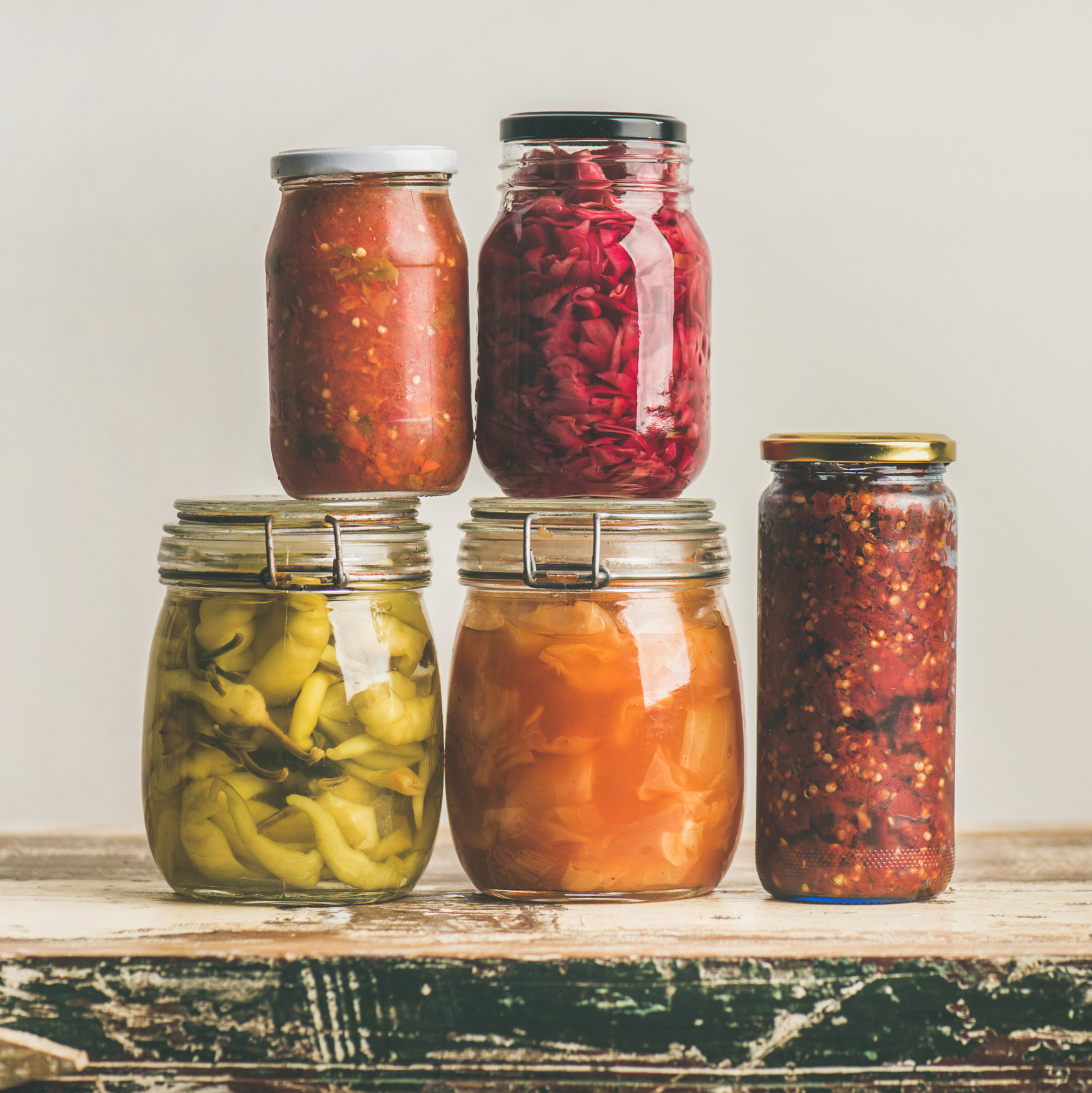 Fermented foods for better gut health - Harvard Health Blog