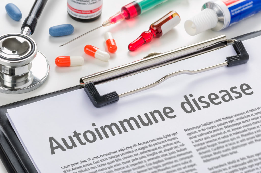 Autoimmune disease and stress: Is there a link?