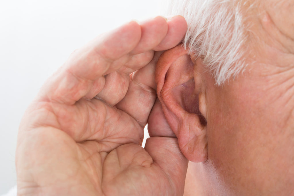 Hearing loss may affect brain health - harvard