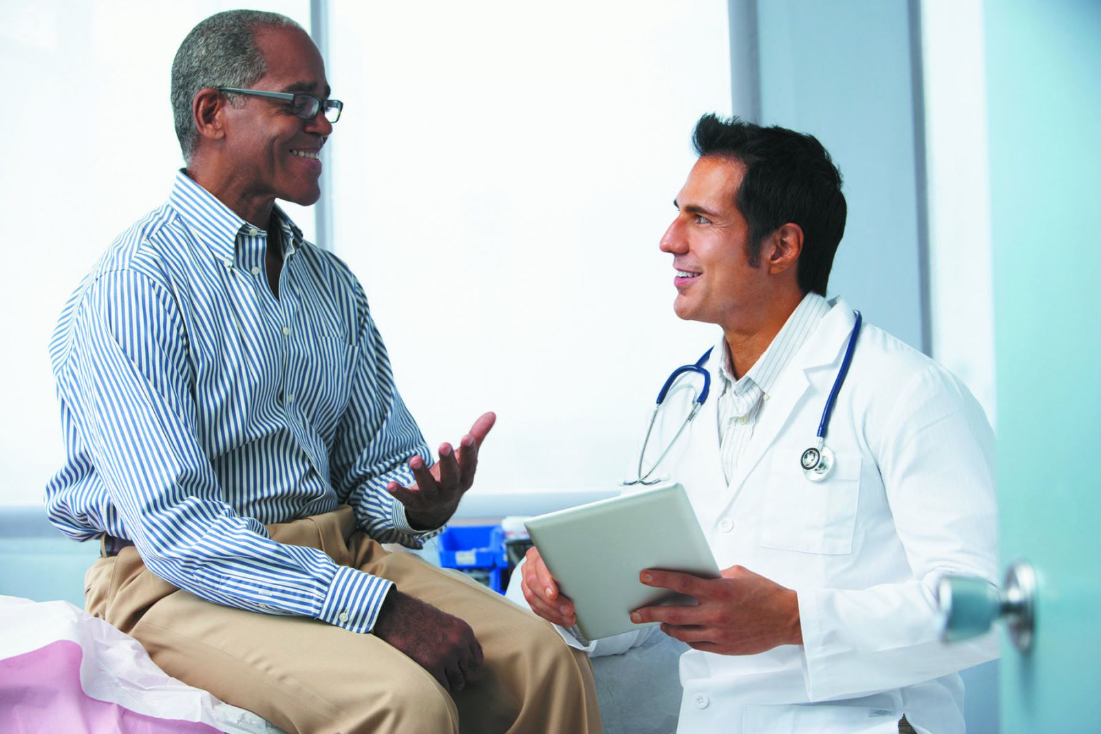 African American men respond better to treatments for advanced prostate cancer in clinical trials