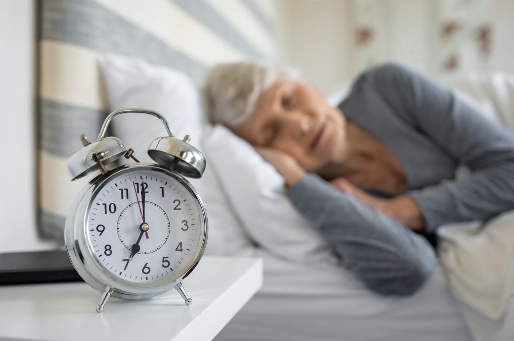 Aging and sleep: Making changes for brain health - Harvard Health Blog -  Harvard Health Publishing