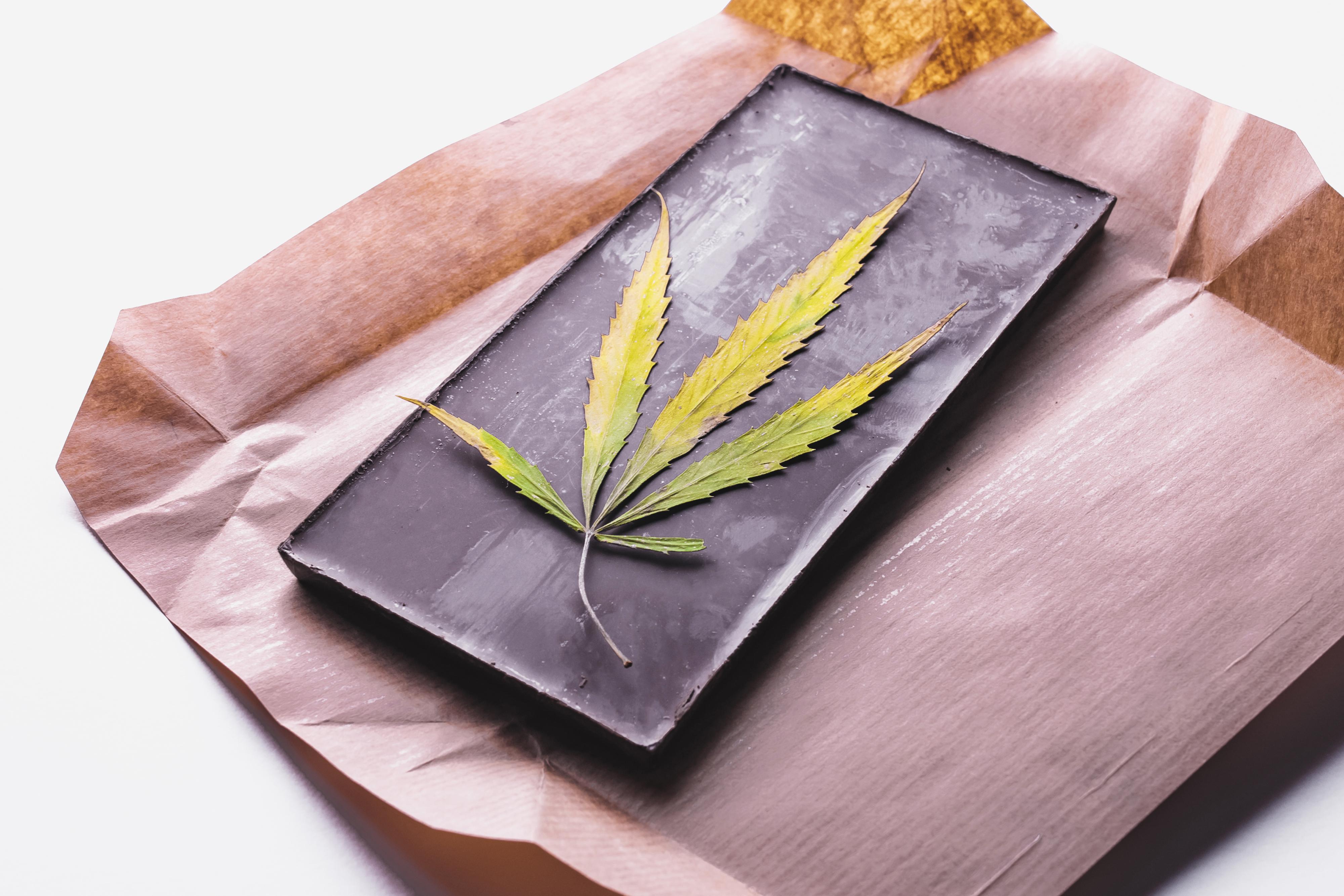 Cannabis is medicine — don't make it taste good - Harvard