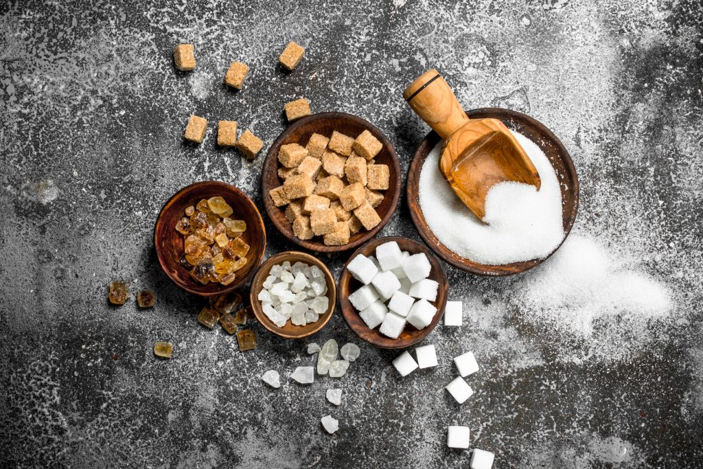 relationship between high sugar diet and memory function