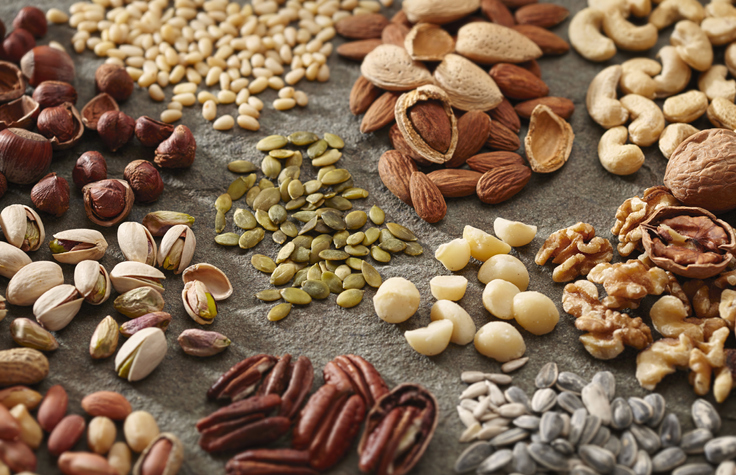 what problem seed only diet