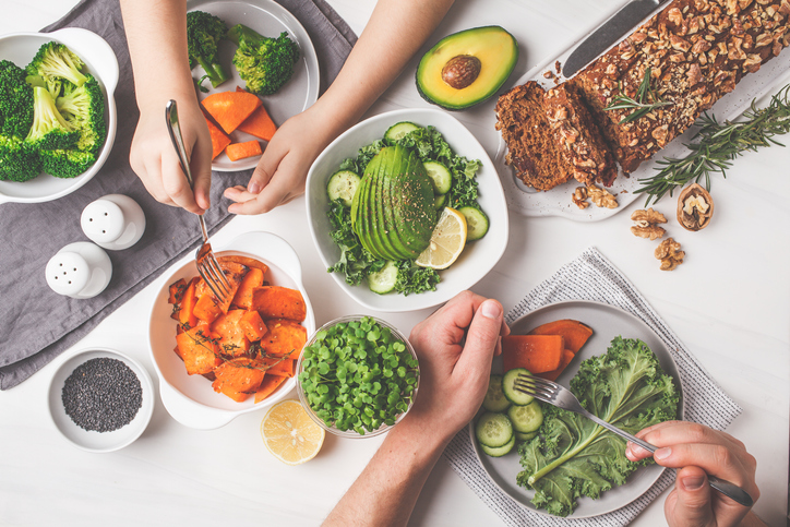What parents need to know about a vegan diet
