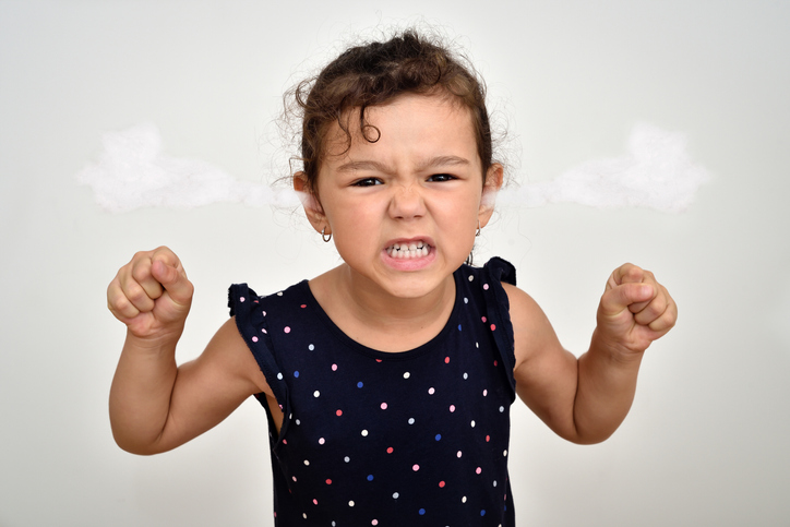 What to do when your child swears