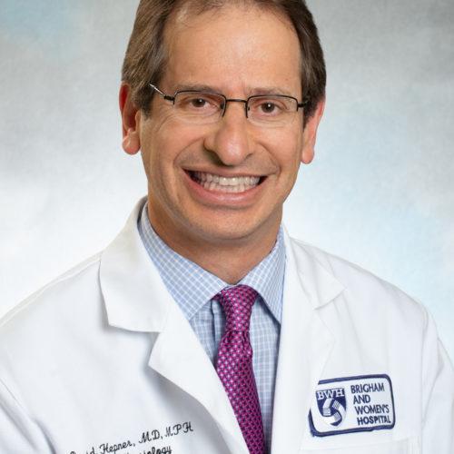 David Hepner, MD, MPH