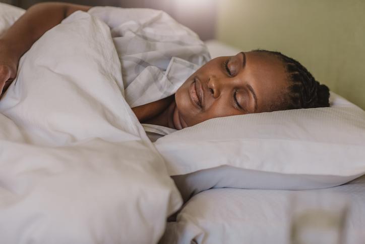 สุขภาพหัวใจการนอนหลับที่ดี