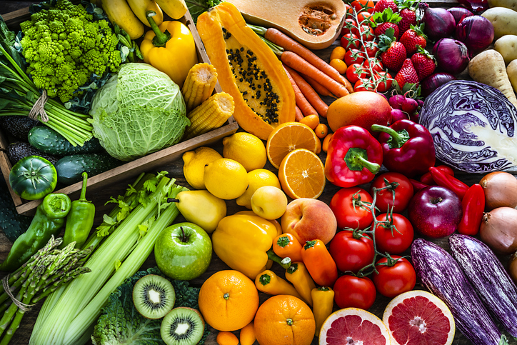 Better heart health in eight weeks? Double down on fruits and veggies - Harvard Health Blog - Harvard Health Publishing