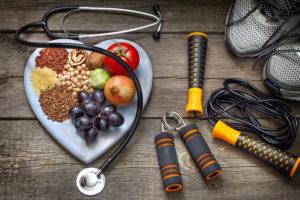 healthy lifestyle atrial fibrillation
