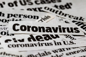 Coronavirus news headlines