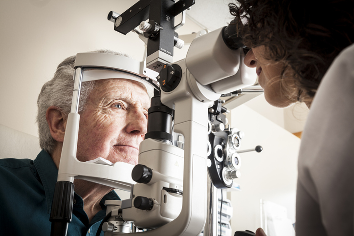 Age-related macular degeneration: Early detection and timely treatment may help preserve vision