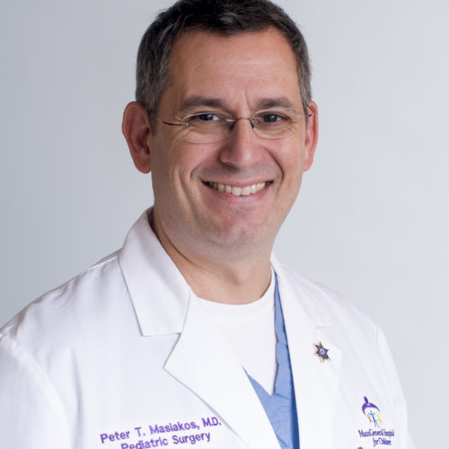 Peter T. Masiakos, MS, MD, FACS, FAAP