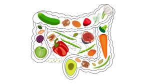 healthy diet, healthy gut microbiome